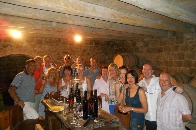 Classic Tour with Wine Tastings from Dubrovnik