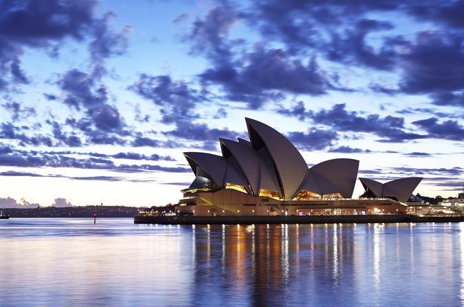 Ticket für Sonderveranstaltungen im Opernhaus von Sydney ...