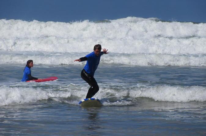 Surf Experience: Cascais,  Guincho, Carcavelos And Praia Grande