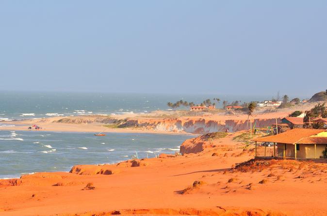 Canoa Quebrada saindo de Fortaleza