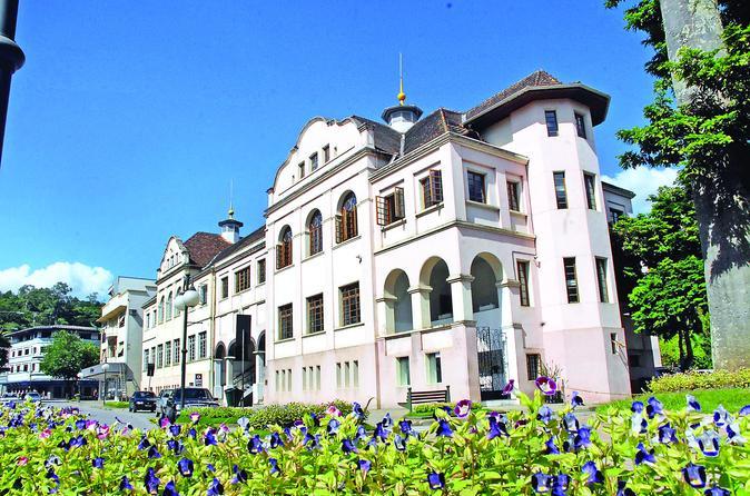 City tour de Blumenau saindo de Florianópolis