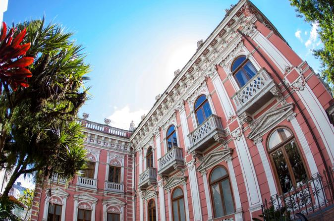 City Tour de Florianópolis de dia inteiro