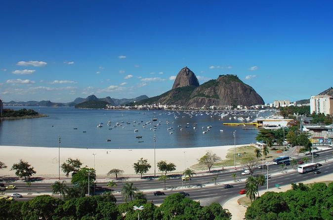 Cruzeiro pela Baía de Guanabara com almoço com churrasco opcional