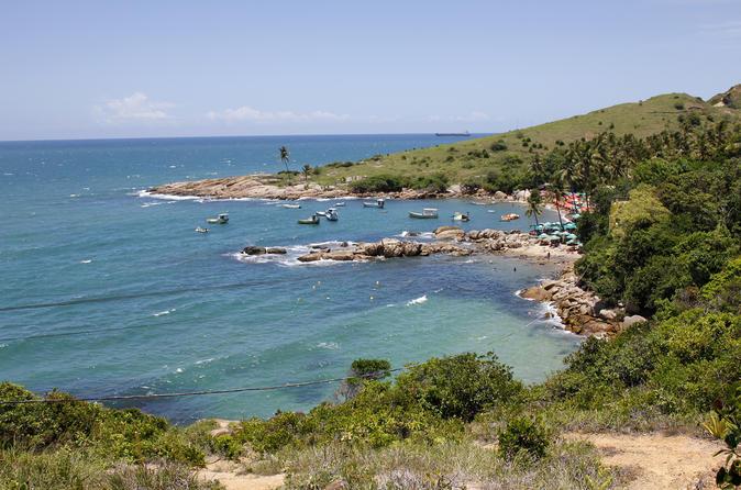 Excursão de buggy ao Cabo de Santo Agostinho
