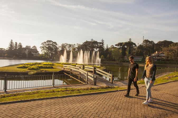 Excursão diurna privada para Gramado e Canela saindo de Porto Alegre