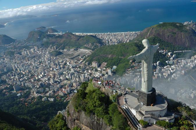 Excursão personalizada de 3 dias pelo Rio de Janeiro