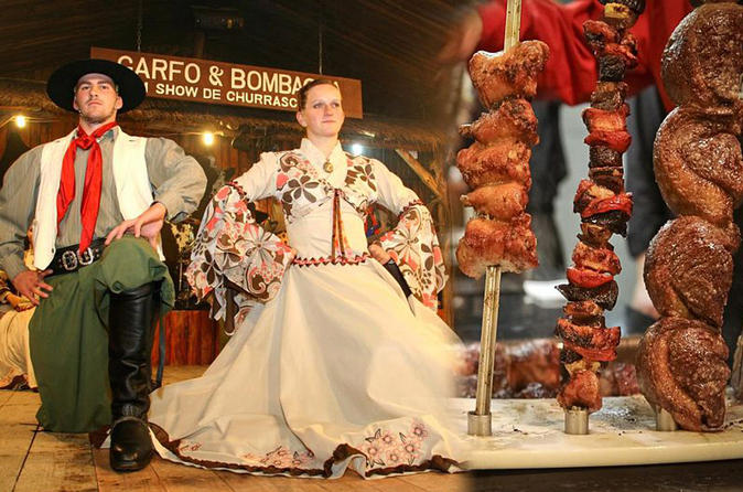 Gramado Gaucho Night: Brazilian Barbecue Dinner and Show