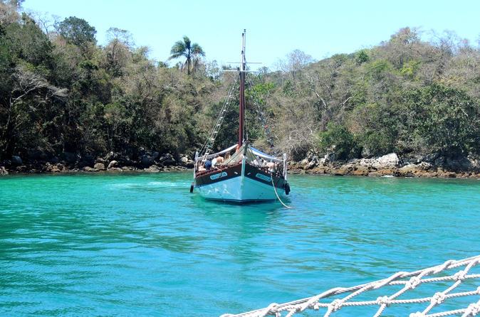 Half-Day Ilha Grande Schooner Tour