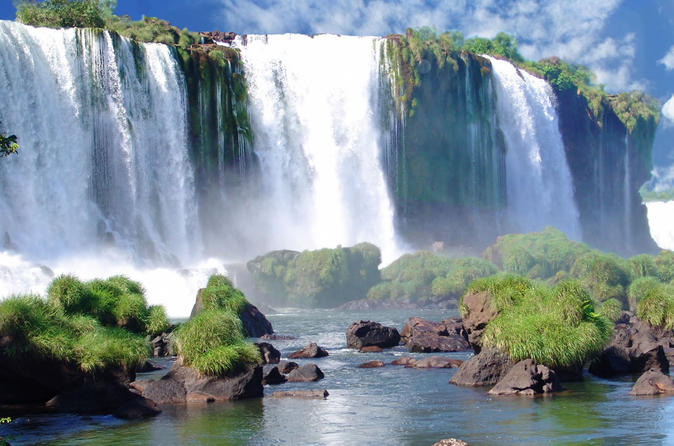 Iguassu falls sightseeing tour from foz do igua u in foz do iguacu 51447
