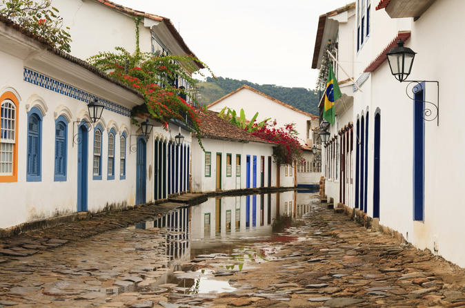 Paraty city sightseeing tour in paraty 151255