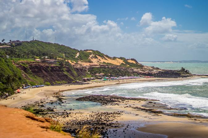 Pipa Beach from Natal