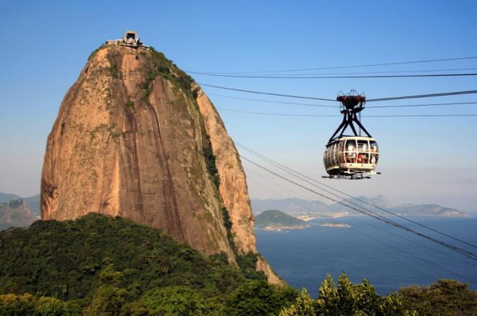 Sugar Loaf Mountain Half-Day Tour