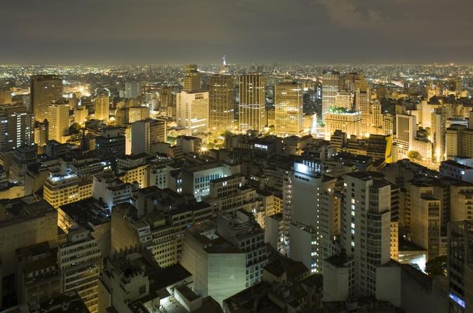 Tour privé : vie nocturne de Sao Paulo