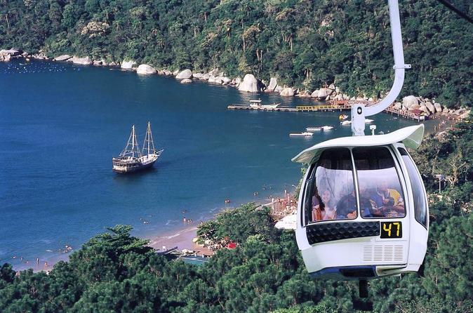 Transporte para o Parque Unipraias em Balneário Camboriú