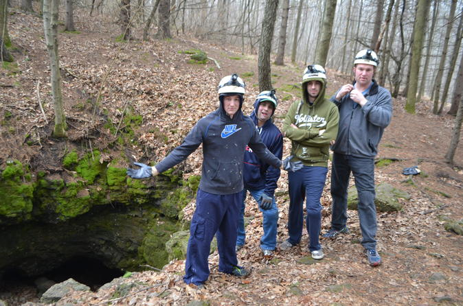 Wild cave adventure tour in madison 268501