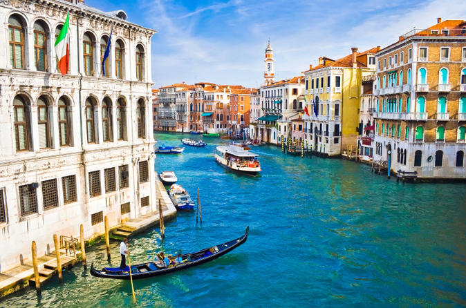 Venice Shore Excursion: Private Half-Day Walking Tour