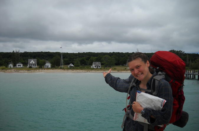 Backpacking North Manitou Island Multi-Day Tour
