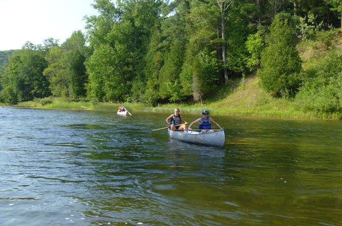 Manistee River Overnight Campout