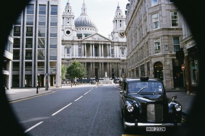 Excursão particular: passeio de táxi preto em Londres - Harry Potter