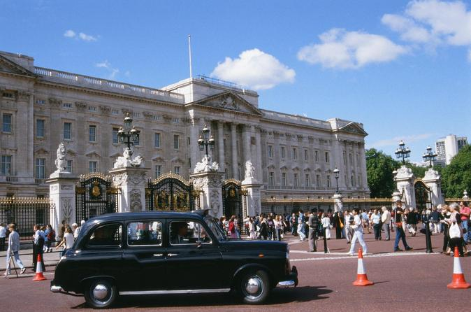 Private Tour: Black Taxi-Tour durch London