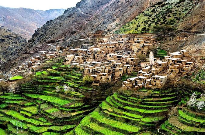 High atlas mountains and 4 valleys day trip from marrakech in marrakech 478522