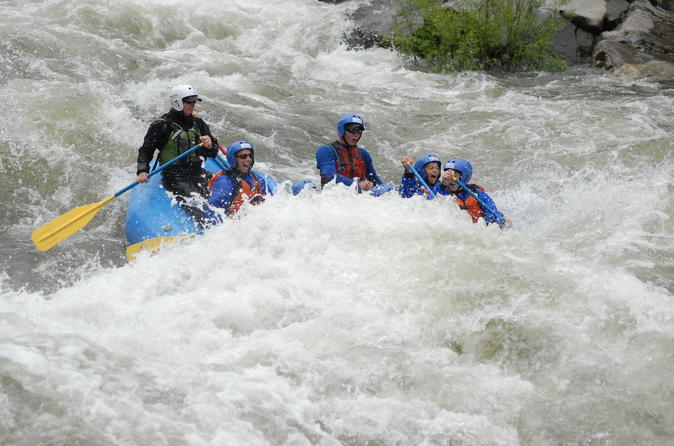 2 day whitewater rafting trip on the south fork american river in sacramento 272193