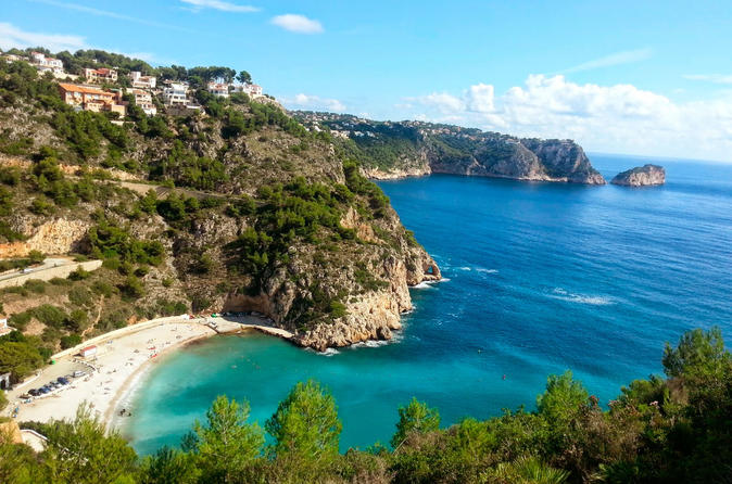 Javea Boat Trip To Granadella Cove With Paella Lunch And Dinner At The Beach - Alicante