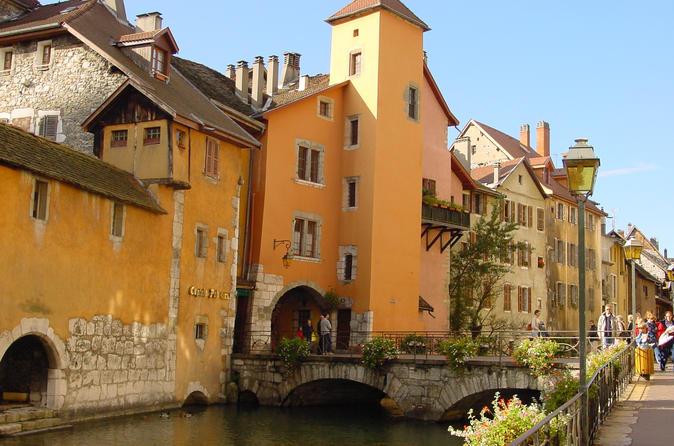 Excursão de meio dia em Annecy saindo de Genebra