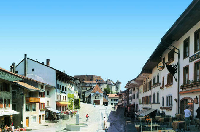Gruyere day trip with cheese chocolate and wine tastings from lausanne in lausanne 299059