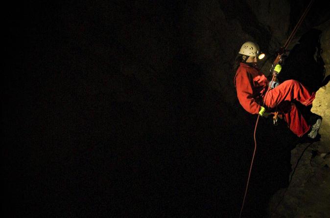 Canmore Caving Adventure Tour - Calgary