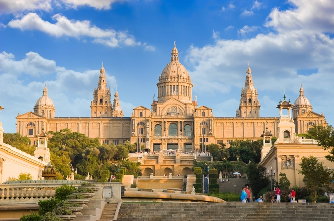 Passe de museu de Barcelona
