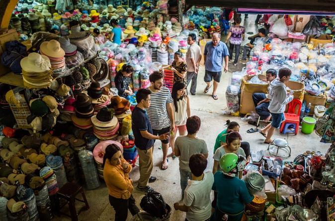 Saigon Streets of Chinatown Morning Tour