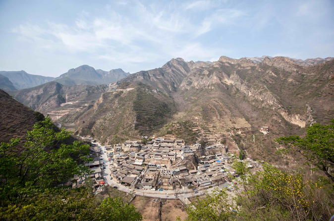 Private Beijing Countryside Tour: Cuandixia Village and Liulichang Street