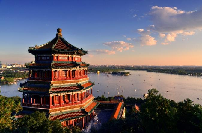 Private Day Tour: Discover Beijing By Uber And Enjoy A Dragon Boat Ride On Kunming Lake China, Asia