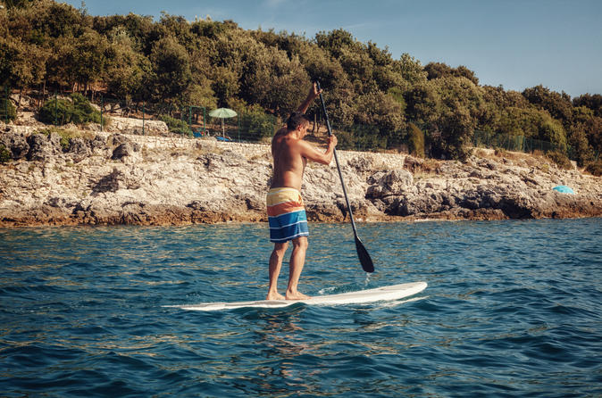Standup Paddle Board Rental on Lake Travis in Austin