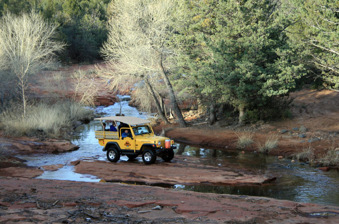 Red Rock West Jeep Tour