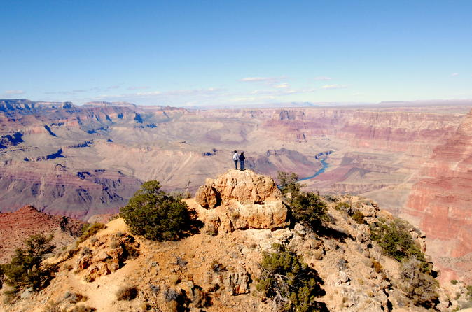 Private Grand Canyon Tour with Ancient Ruins and Lava Field from Flagstaff