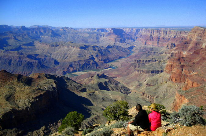 Full Day: Grand Canyon Complete Tour from Sedona