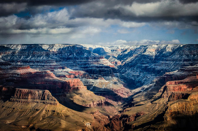 Grand Canyon Deluxe Tour From Flagstaff