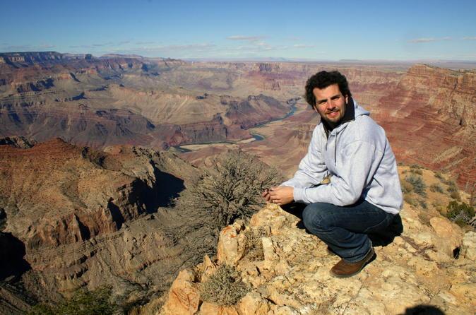 Grand Canyon Adventure from Sedona