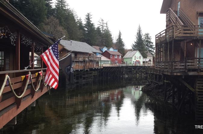 Private Ketchikan City Excursion