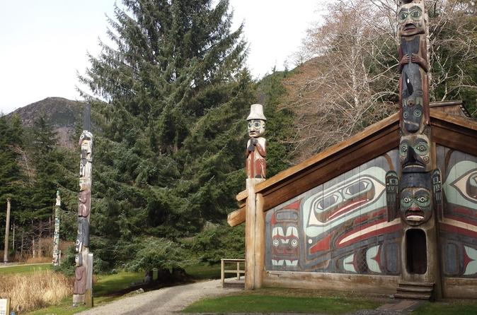 Totem Bight and Ketchikan City Tour