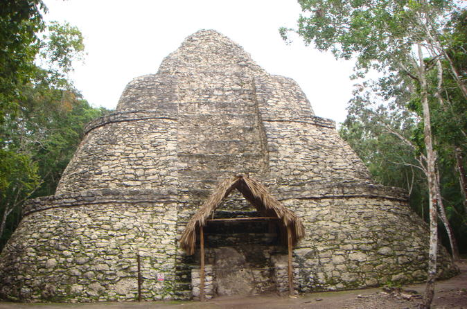 Coba Private Tour from Riviera Maya