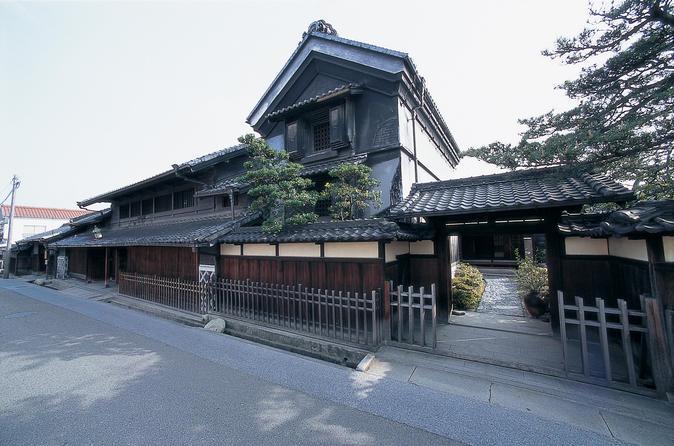 Shibori tie dye experience in arimatsu in nagoya 400795