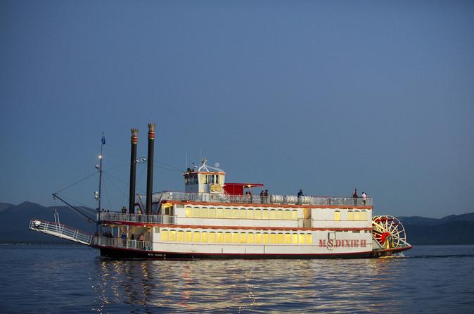 M s dixie ii sunset dinner cruise in lake tahoe 138139