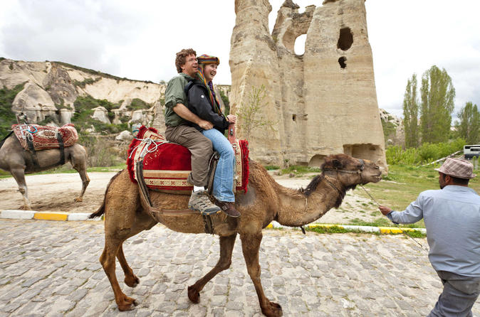 Private Tour: Cappadocia in a Day