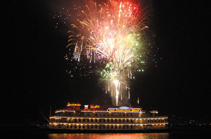 New Year's Eve Dinner Cruise on San Francisco Bay
