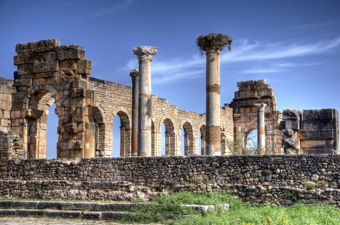 Private day tour meknes and volubilis from fez in fez 269080