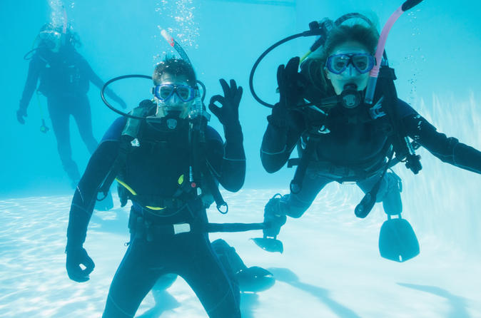 PADI Discover Scuba Diving Program in Puerto Plata