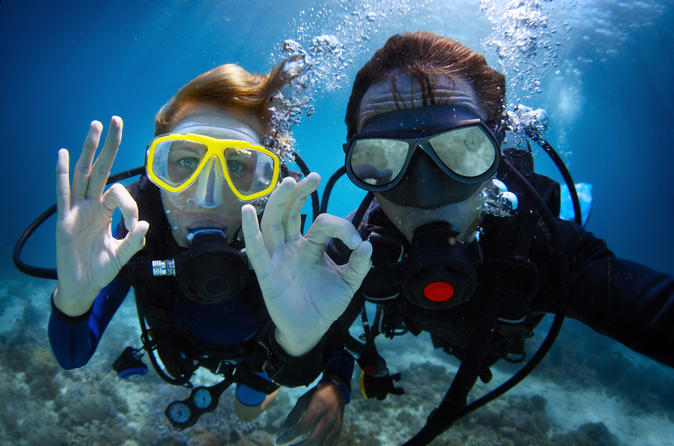 PADI Open Water Diver Course in Punta Cana